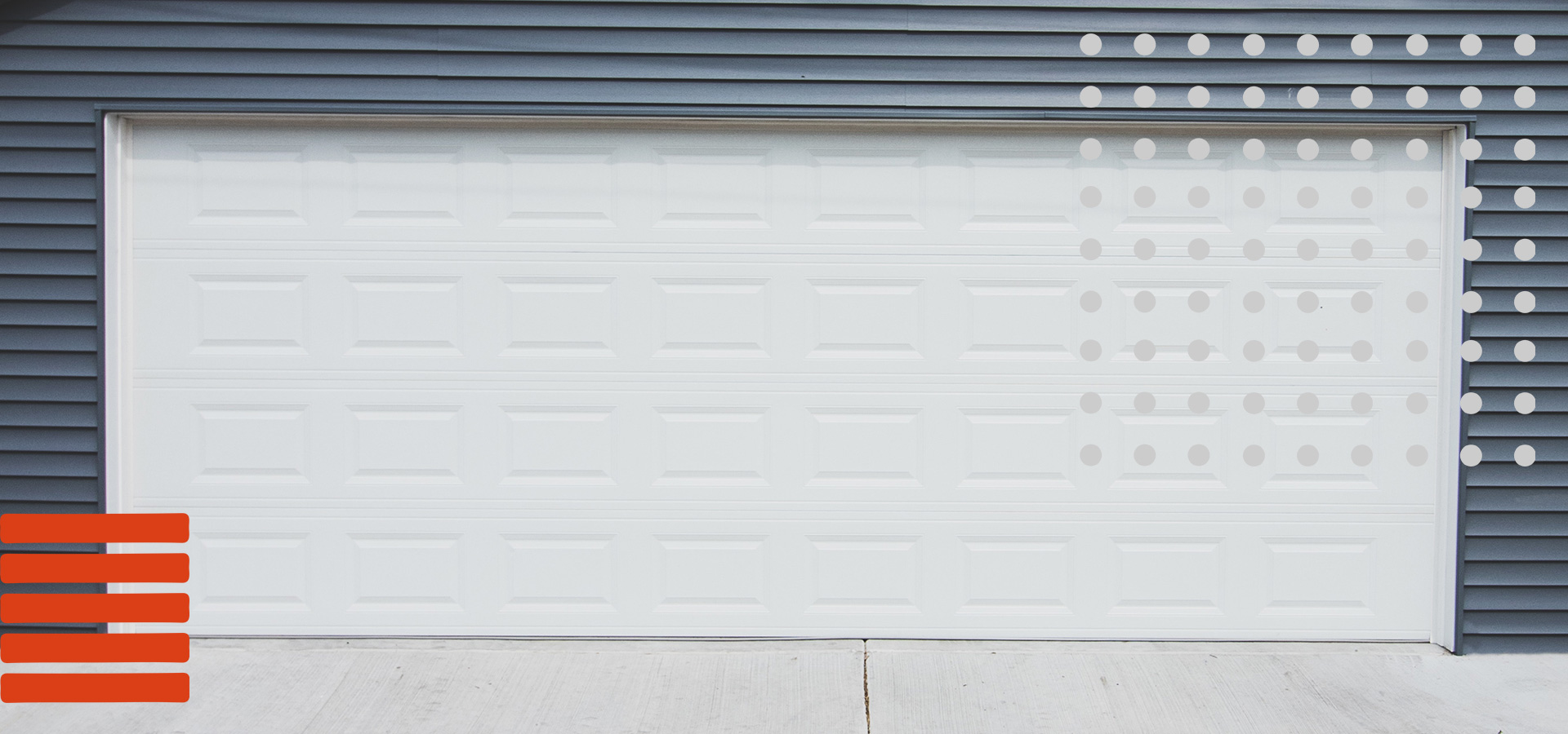 WOODEN SECTIONAL GARAGE DOORS